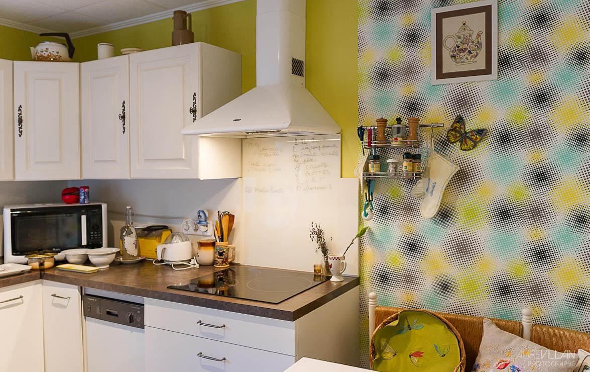 Graines de couleurs - Réalisation cuisine 1