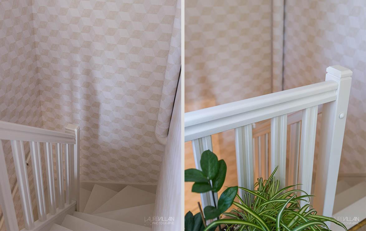 Graines de couleurs - Réalisation de l'ecalier 2 - 2