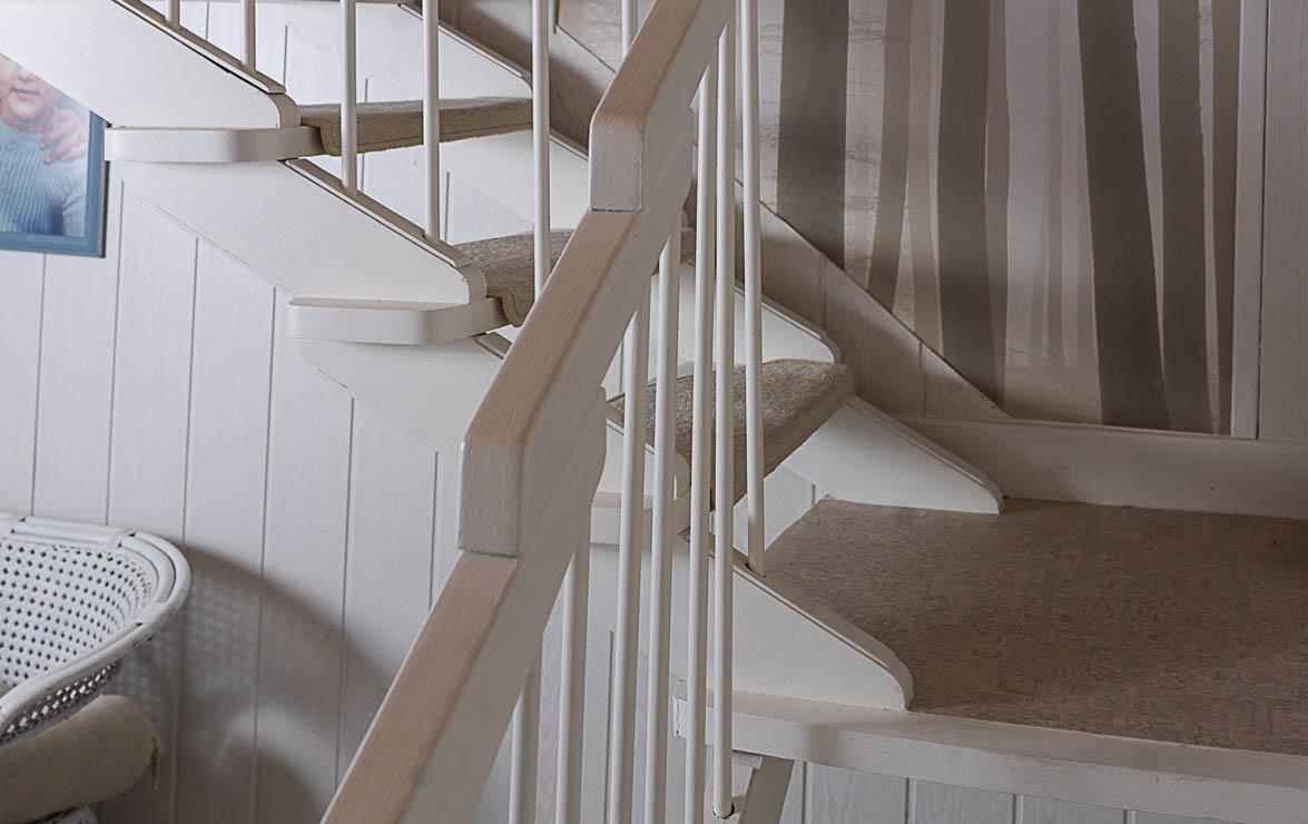 Graines de couleurs - Réalisation de l'ecalier 3